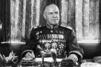 Маршал Советского Союза Георгий Жуков.
