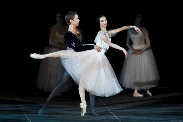 На сцене Екатеринбургского Оперного станцует солистка Мариинского театра