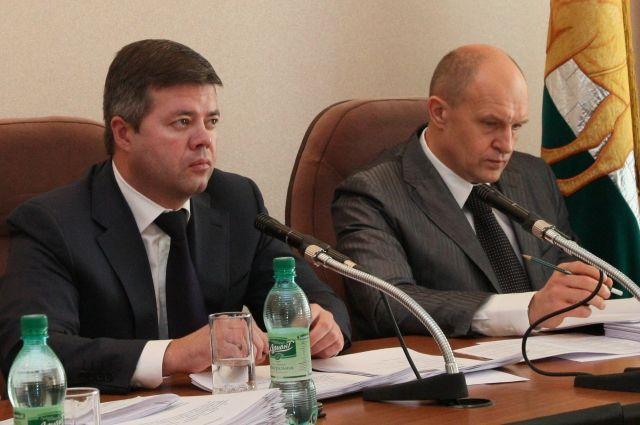 Станислав Мошаров и Сергей Давыдов.
