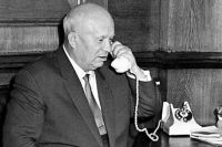 Никита Хрущев. Фото 1964 года.
