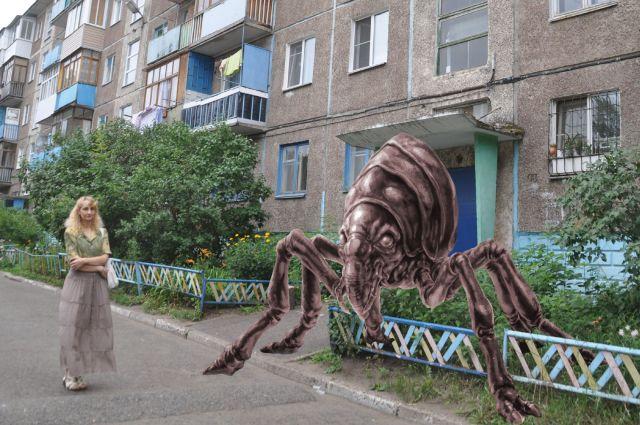 Нерадивые коммунальщики вынудили челябинцев жить по соседству с блохами