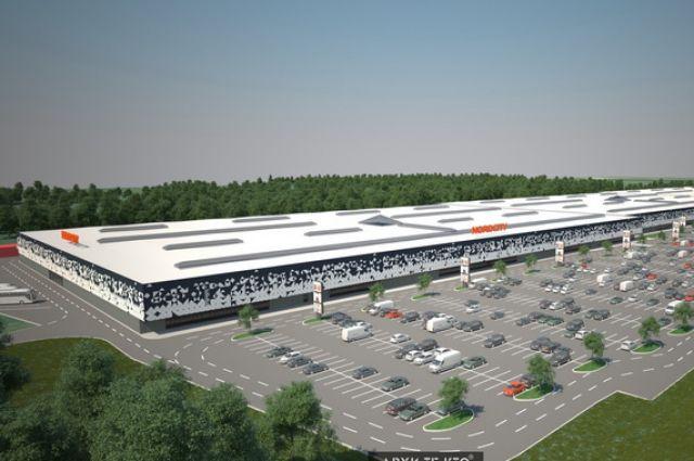 Новый рынок для гусинобродских торговцев строят под Новосибирском