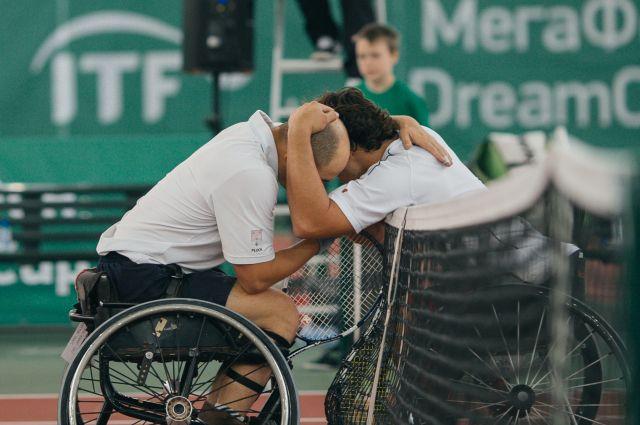 В финале сразились спортсмены из Испании и Польши.
