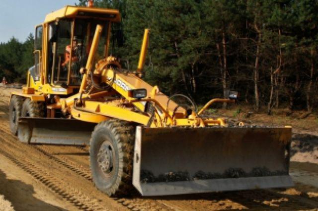 Каждый месяц в тайге появляется до 5 км лесовозных дорог.
