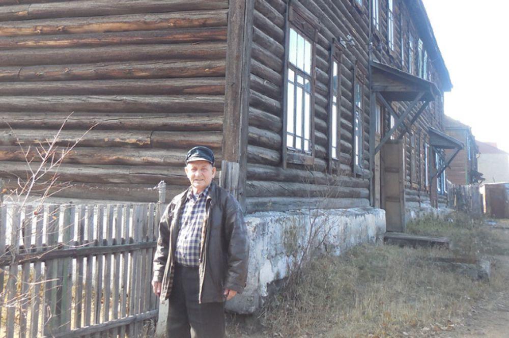 Иван Лесков - один из немногих, кто болеет душой за судьбу Карымской.