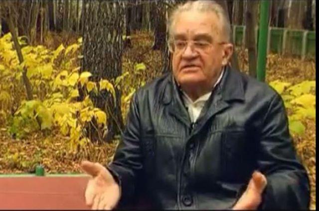 Влаиль Казначеев умер на 91-м году жизни.