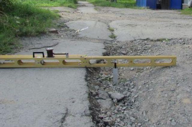 Прокуратура попеняла Талицкой администрации на плохие дороги
