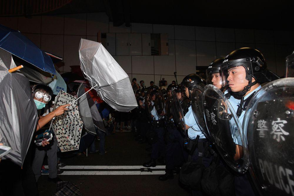 Эксперты отмечают, что последствия «революции зонтиков» могут быть долгоиграющими.