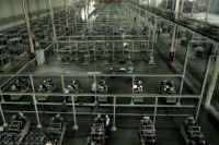 Цех завода «Лиотех».