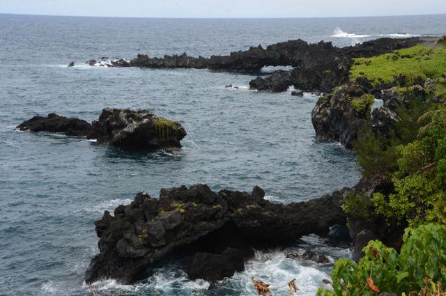Остров Мауи Гавайского архипелага.