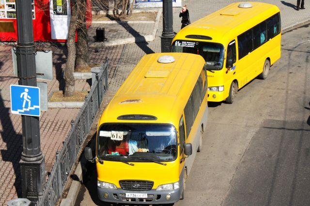 В Екатеринбурге нашли нелегальных пассажирских перевозчиков