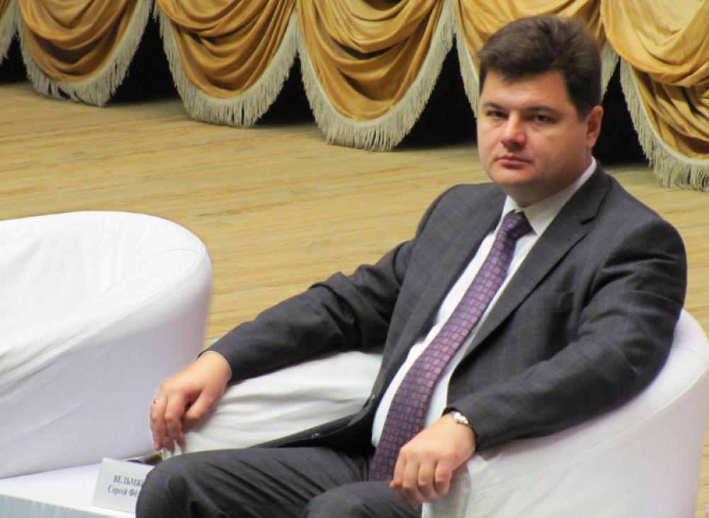 Заместитель министра труда и социальной защиты РФ Сергей Вельмяйкин