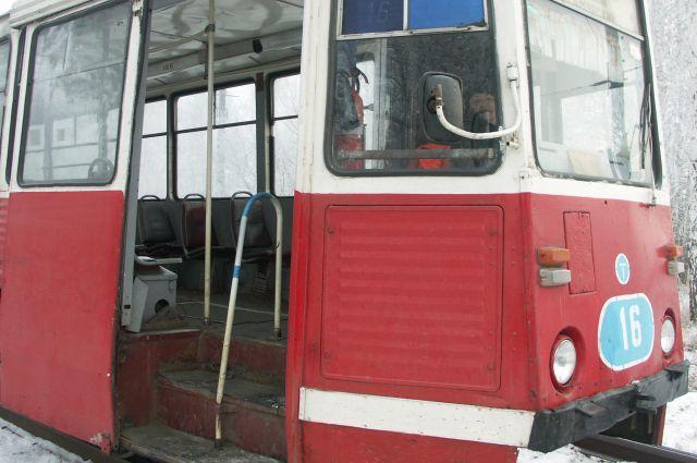 Движение трамваев по 24-й Северной будет восстановлено в ближайшие дни.