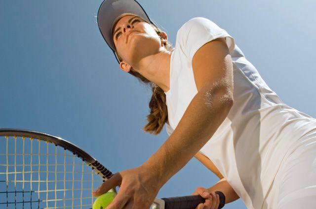 Теннисный центр скоро откроется в Омске.