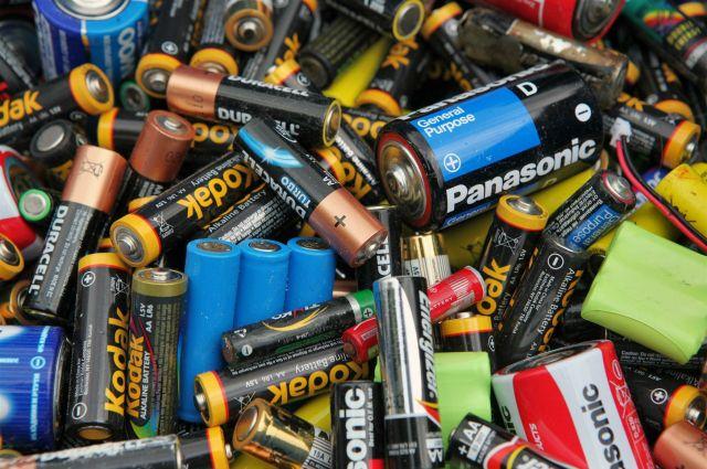 Челябинская библиотека открывает пункт приёма старых батареек
