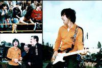 Триумфальный концерт 1998 года. Город Находка Приморского края.