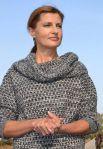 Марина Порошенко съездила в зону АТО