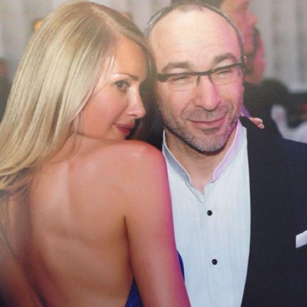 Жена мэра ХарьковаГеннадия Кернеса Оксана Гайсинская