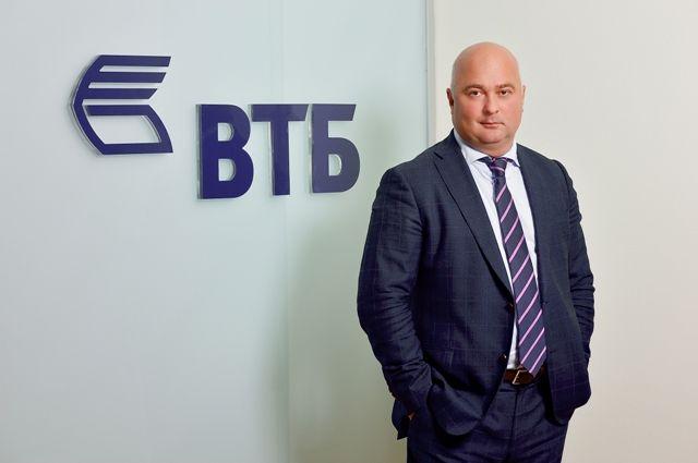 Управляющий филиалом банка ВТБ в Нижнем Новгороде Игорь Рожковский