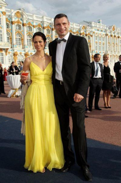 Наталья Кличко – жена мэра Киева