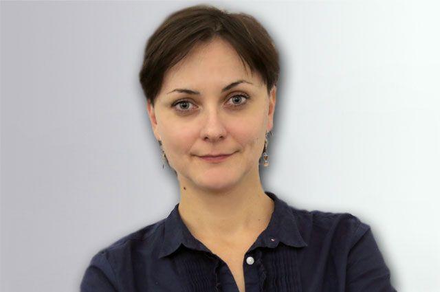 Екатерина Ларинина.