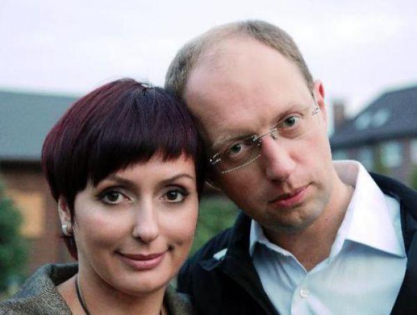 Тереза Гур – жена премьер-министра Украины Арсения Яценюка
