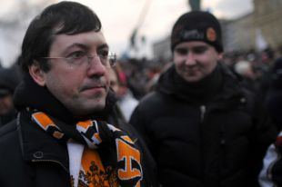 Националиста Поткина могут посадить под домашний арест