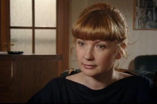 Ирина Колганова в сериале «Тайны следствия -10» (2011).