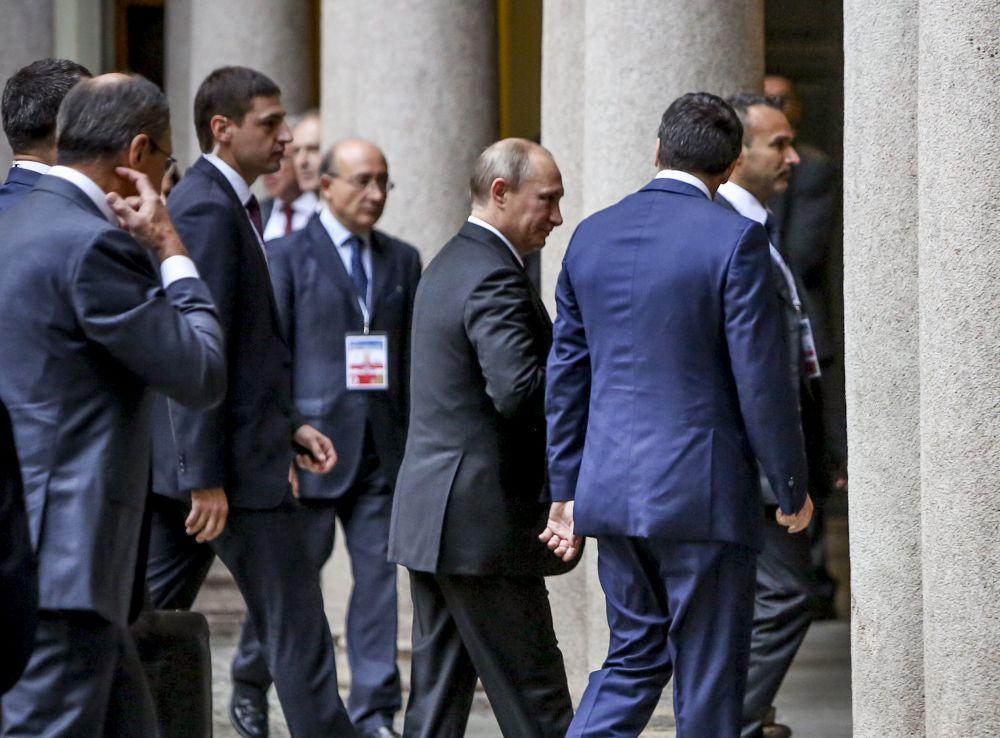 Экономический саммита ACEM в Милане