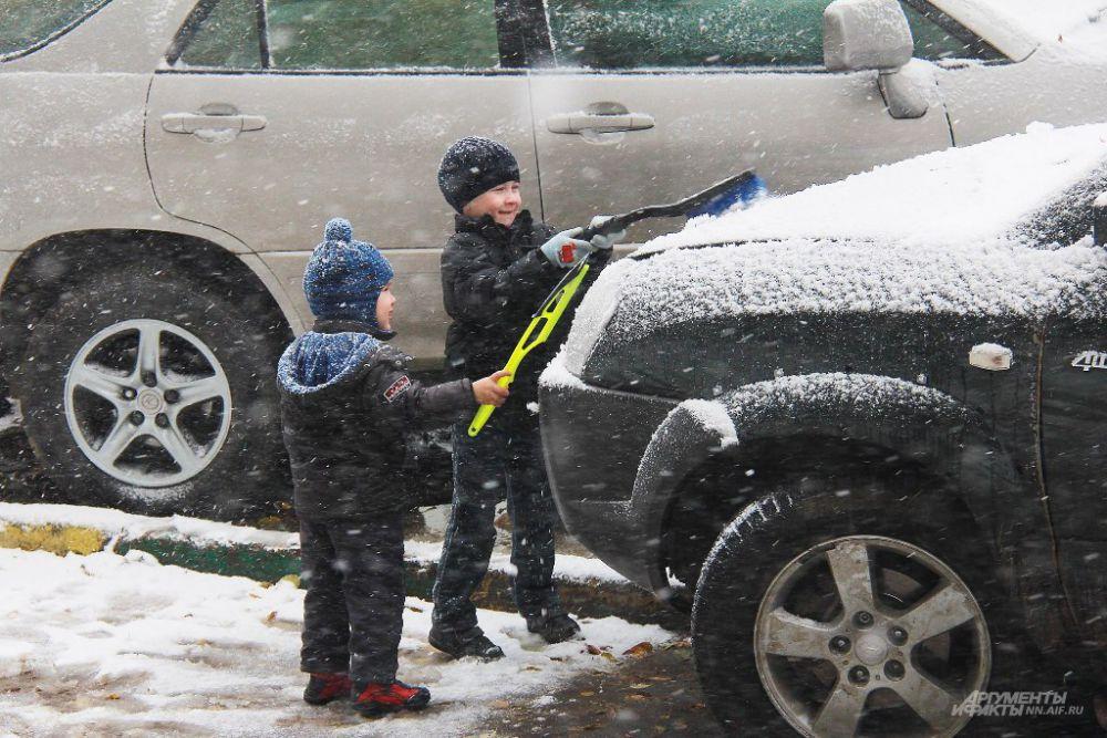 ГИБДД настоятельно рекомендует автомобилистам подготовить машины к зиме