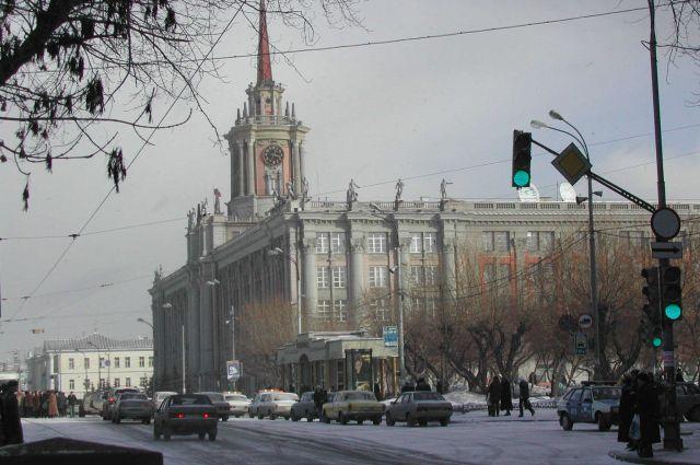 Мэрия Екатеринбурга призывает автомобилистов пересесть на трамваи