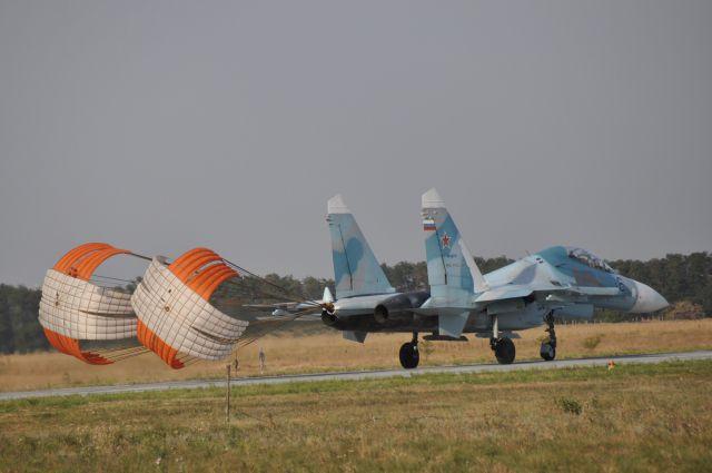 У военных самолетов