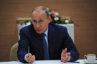 Путин: на Украине должна быть проведена линия разграничения