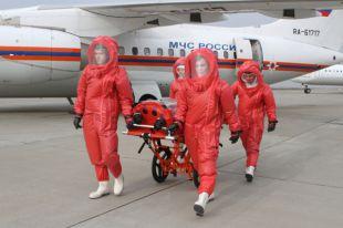 Вашингтон считает преждевременным запрет на полеты из-за Эболы