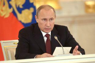 Путин не видит трагедии в падении цен на нефть