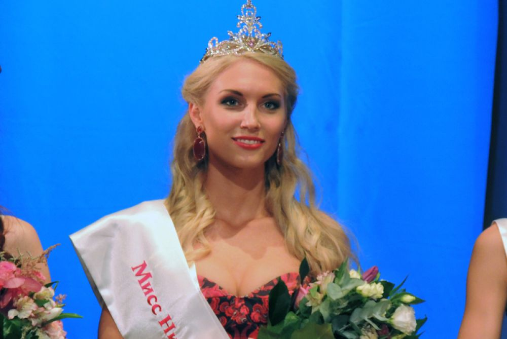 Ирина Родионова - «Мисс Нижний Новгород-2014».