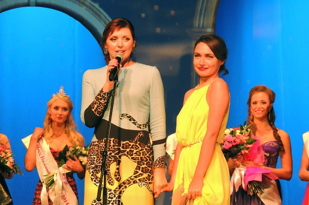 Екатерина Чудакова и Дарья Жебрякова.