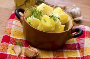 Ученые: картофель похудению не помеха