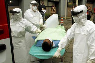 В больницу возле Пентагона помещена женщина с симптомами вируса Эбола