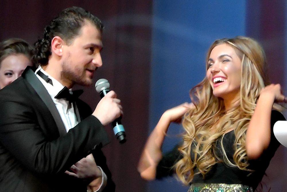 Обаятельная улыбка Кристины Афанасьевой принесла ей приз зрительских симпатий.
