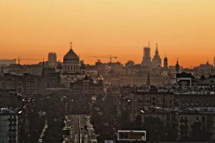 В воскресенье в Москве похолодает до +1