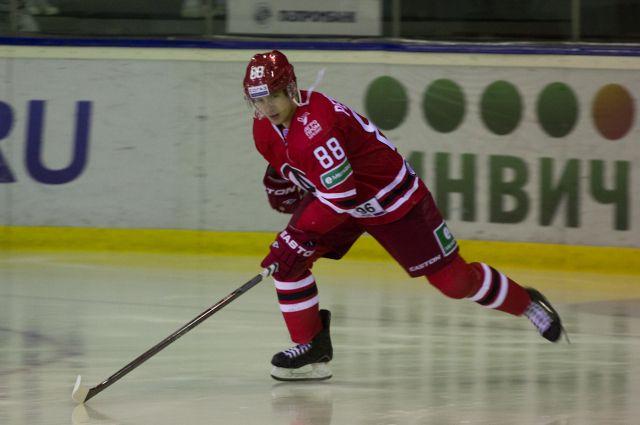 Хоккеисты «Автомобилиста» уступили в серии буллитов «Северстали»