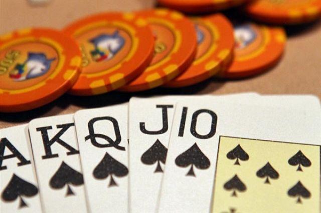 Самая желанная комбинация в покере - Роял Флеш.