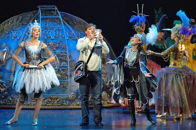 В Новосибирске выступят оперные певцы из Якутии