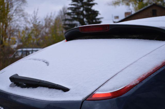 В Свердловской области к середине недели потеплеет на пару дней