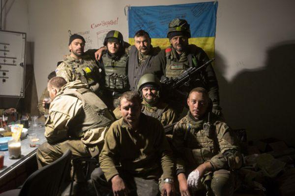 Григорий Мустанг в Донецке