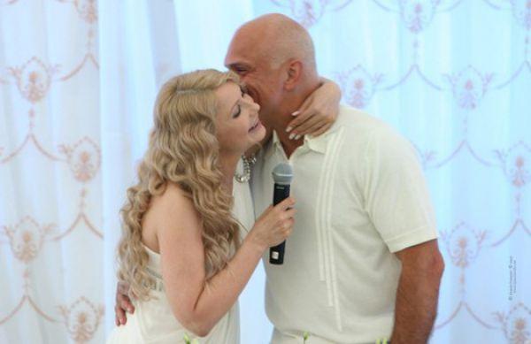 Юлия Тимошенко и ее муж Александр