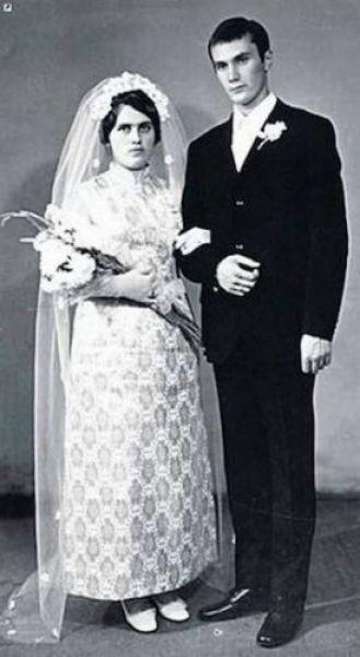 Людмила и Виктор Янукович