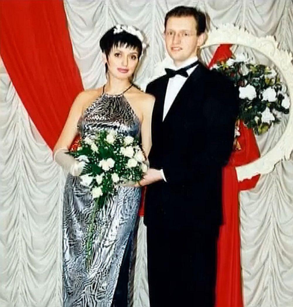 Тереза Гур и Арсений Яценюк