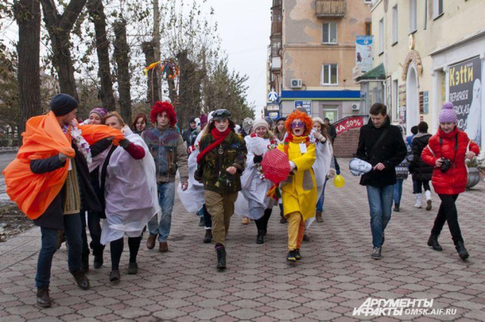 Фестиваль «Неделя экспериментального театра».